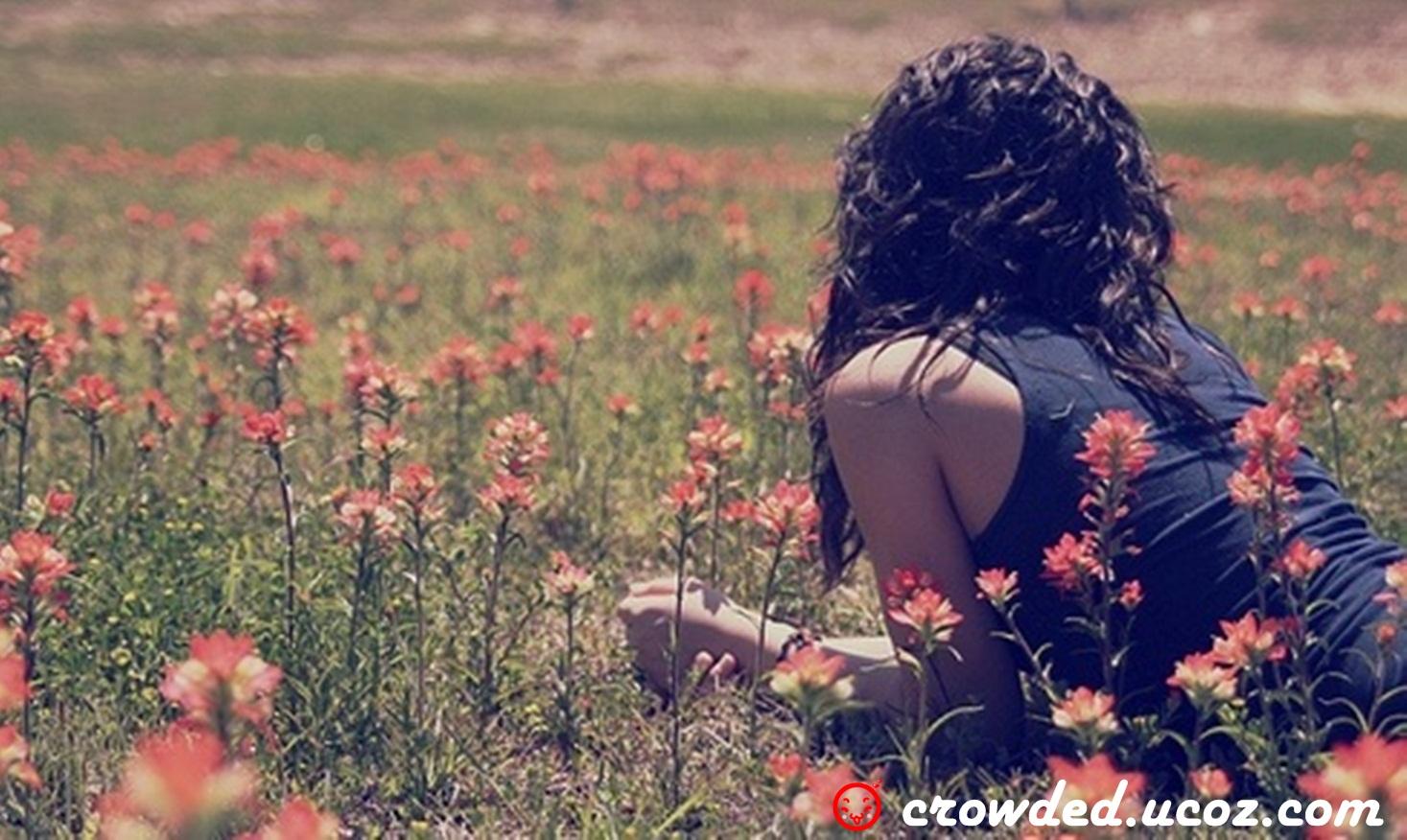 Фото девушек брюнеток со спины на аву 12 фотография